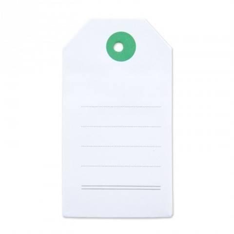 Sticky Notes Geschenkanhänger grün 40 Stück kaufen im Makerist Materialshop