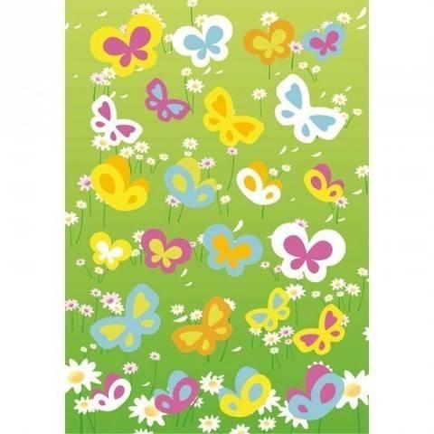 Filzsticker Schmetterlinge 10x19 cm kaufen im Makerist Materialshop
