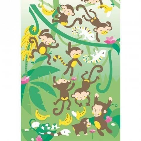 Filzsticker Affen 10x19 cm kaufen im Makerist Materialshop
