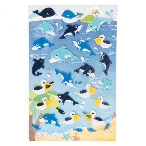 Filzsticker Wale/Delphine 10x19 cm kaufen im Makerist Materialshop