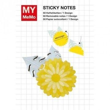 Sticky Notes Löwenzahn 50 Stück - Bastelmaterial kaufen im Makerist Materialshop