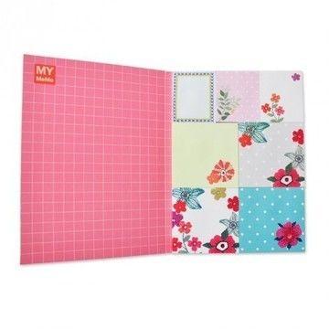 """Sticky Notes Buch """"Sticken"""" 7 Designs - Bastelmaterial kaufen im Makerist Materialshop"""