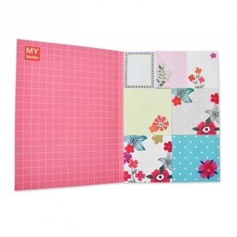 """Sticky Notes Buch """"Sticken"""" 7 Designs kaufen im Makerist Materialshop"""