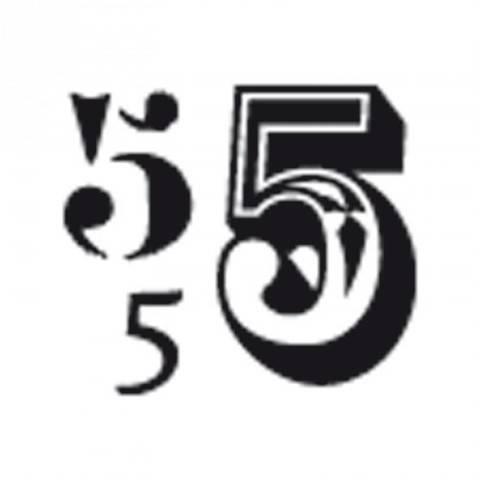 """Stempel """"5"""" 3,5x3,5cm kaufen im Makerist Materialshop"""