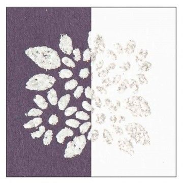 Embossingpuder weiß multicolor - Bastelmaterial kaufen im Makerist Materialshop