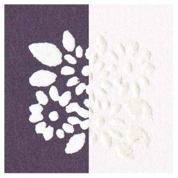 Embossingpuder weiß matt 10g - Bastelmaterial kaufen im Makerist Materialshop