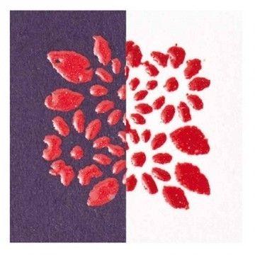 Embossingpuder rot 10g - Bastelmaterial kaufen im Makerist Materialshop