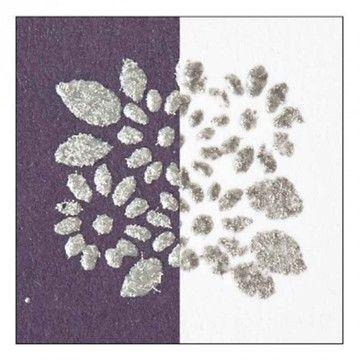 Embossingpuder silber classic 10g - Bastelmaterial kaufen im Makerist Materialshop