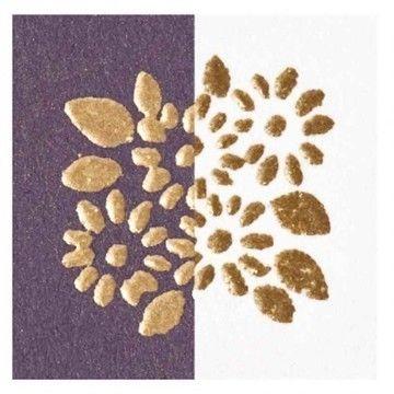 Embossingpuder gold matt 10g - Bastelmaterial kaufen im Makerist Materialshop