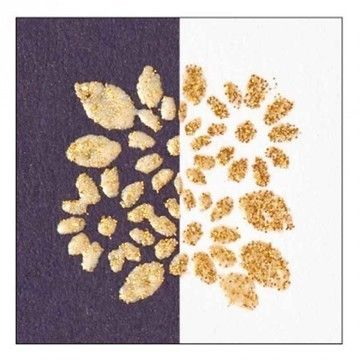 Embossingpuder gold multicolor 10g - Bastelmaterial kaufen im Makerist Materialshop