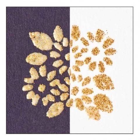 Embossingpuder gold multicolor 10g kaufen im Makerist Materialshop