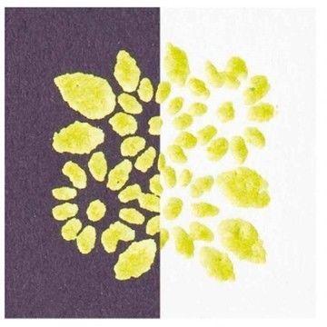 Embossingpuder neongrün 10g - Bastelmaterial kaufen im Makerist Materialshop