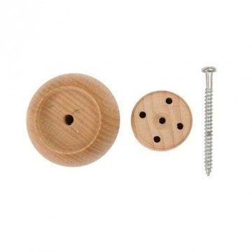 Holzgriff für 4 Filznadeln - Bastelmaterial kaufen im Makerist Materialshop