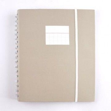 """My Memo Buch """"Notiz"""" 20x24 cm - Bastelmaterial kaufen im Makerist Materialshop"""