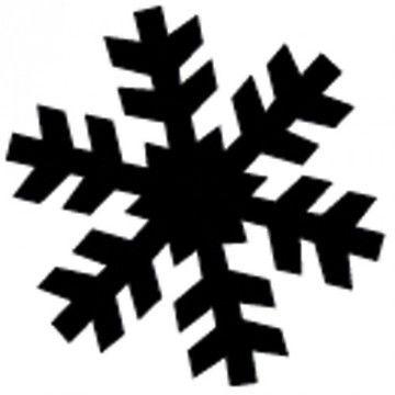 Stanzer Eiskristall 2,5cm - Bastelmaterial kaufen im Makerist Materialshop