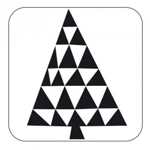 """Stempel """"Tannenbaum"""" 4x4cm kaufen im Makerist Materialshop"""