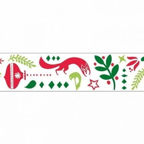 Tape Christmas Tiere 15mm 10m kaufen im Makerist Materialshop