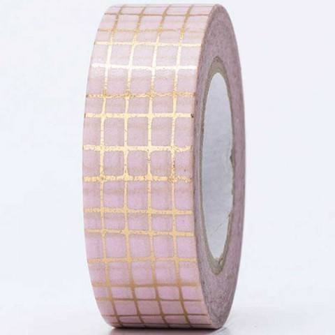 Tape Gitter gold Hot Foil 15mm 10m kaufen im Makerist Materialshop