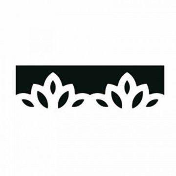 Bordürenstanzer klein Ornament 1,5x4cm - Bastelmaterial kaufen im Makerist Materialshop