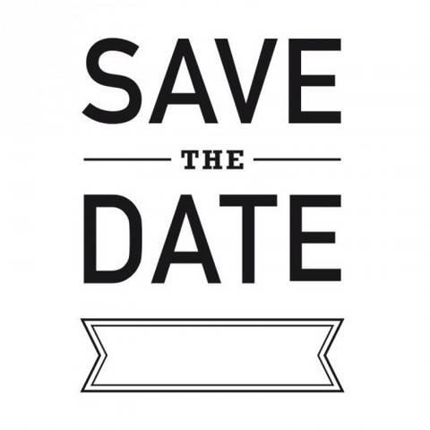 """Stempel """"Save the date"""" 6x4cn kaufen im Makerist Materialshop"""
