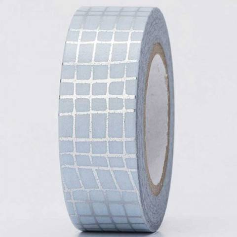 Tape Gitter silber Hot Foil 15mm 10m kaufen im Makerist Materialshop