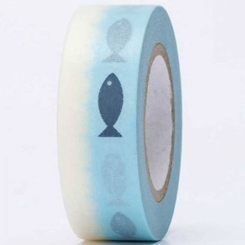 Tape Fische 15mm 10m kaufen im Makerist Materialshop