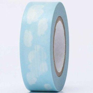 Tape Wolken 15mm 10m - Bastelmaterial kaufen im Makerist Materialshop