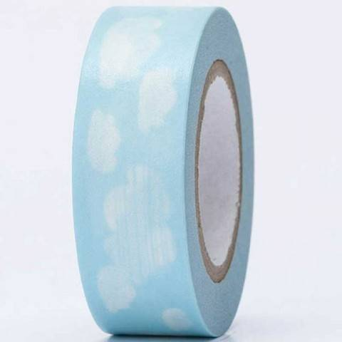 Tape Wolken 15mm 10m kaufen im Makerist Materialshop