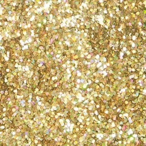 Hologramm Glitter gold 6 g kaufen im Makerist Materialshop