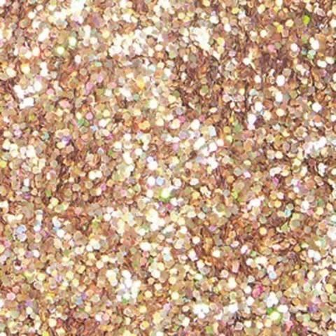 Hologramm Glitter rot-gold 6 g kaufen im Makerist Materialshop