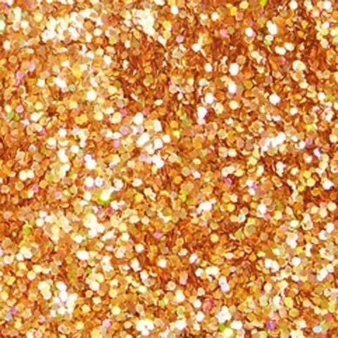 Hologramm Glitter kupfer-gold 6 g kaufen im Makerist Materialshop