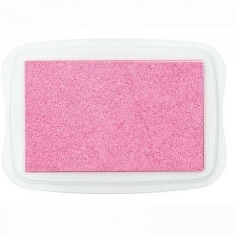 Textilstempelkissen rosa 10x7cm kaufen im Makerist Materialshop