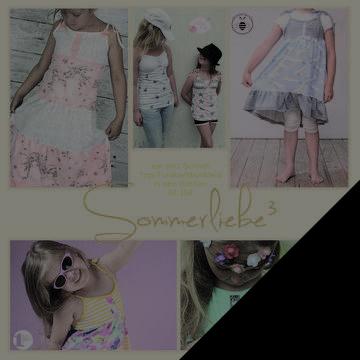 Gedrucktes Schnittmuster für: Sommerliebe³ Trägertop/-Tunika/-Maxikleid - Schnittmuster kaufen im Makerist Materialshop