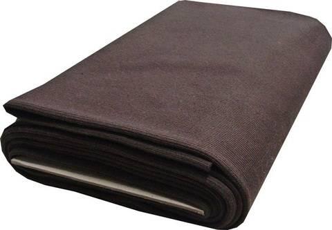 Brauner Bündchenstoff, gerippt - 75 cm kaufen im Makerist Materialshop