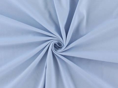 Hellblauer Stretch-Jersey - 145 cm kaufen im Makerist Materialshop