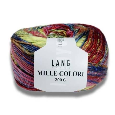 MILLE COLORI 200 G von Lang Yarns kaufen im Makerist Materialshop