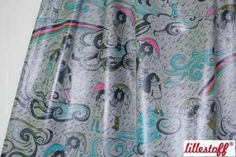 Grauer Rain Coat lillestoff: Herbststurm - 150 cm kaufen im Makerist Materialshop