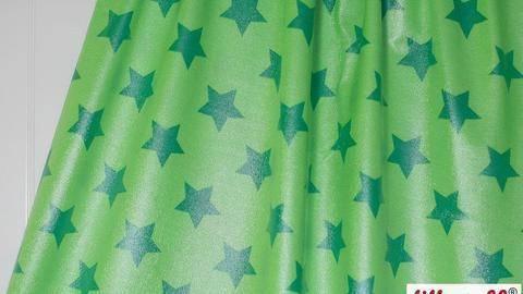 Toile cirée verte lillestoff : Etoiles - 150 cm kaufen im Makerist Materialshop