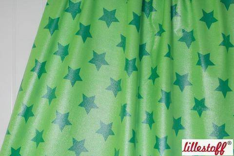 Grüner Rain Coat lillestoff: Stars - 150 cm kaufen im Makerist Materialshop