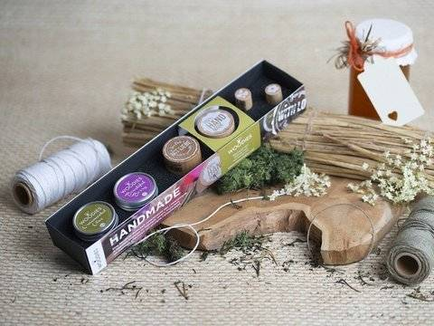 Woodies Stempel-Set: Handmade kaufen im Makerist Materialshop