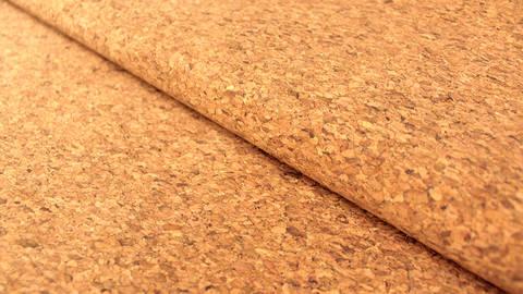 Braun marmorierter Korkstoff Naturprodukt: Kork - 140 cm kaufen im Makerist Materialshop