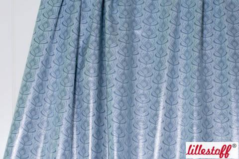 Rauchblauer Rain Coat lillestoff: Physalis - 150 cm kaufen im Makerist Materialshop