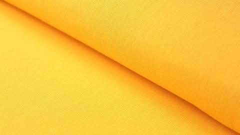 Gelber Stretch-Jersey - 145 cm kaufen im Makerist Materialshop