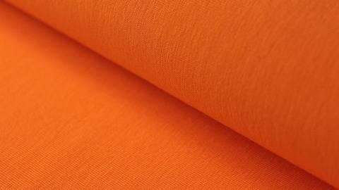 Orangefarbener Stretch-Jersey - 145 cm kaufen im Makerist Materialshop