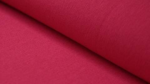 Roter Stretch-Jersey - 145 cm kaufen im Makerist Materialshop
