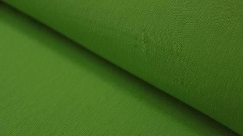Grasgrüner Stretch-Jersey - 145 cm kaufen im Makerist Materialshop