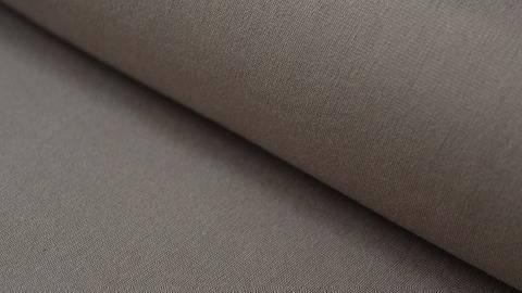 Hellbrauner Stretch-Jersey - 145 cm kaufen im Makerist Materialshop