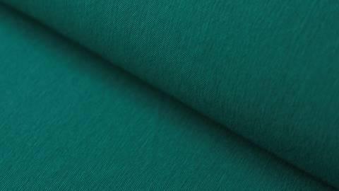 Petrolfarbener Stretch-Jersey - 145 cm kaufen im Makerist Materialshop
