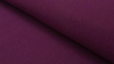 Lilafarbener Stretch-Jersey - 145 cm kaufen im Makerist Materialshop