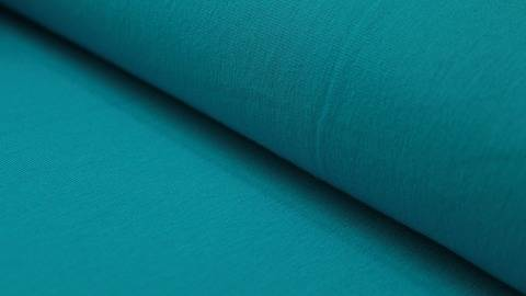 Aquablauer Stretch-Jersey - 145 cm kaufen im Makerist Materialshop